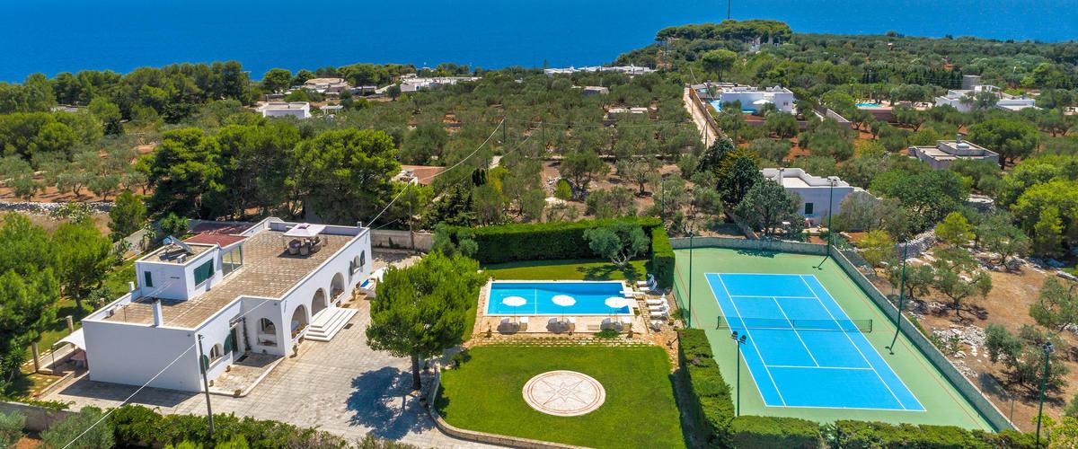 Vacation Rental Villa Rossella