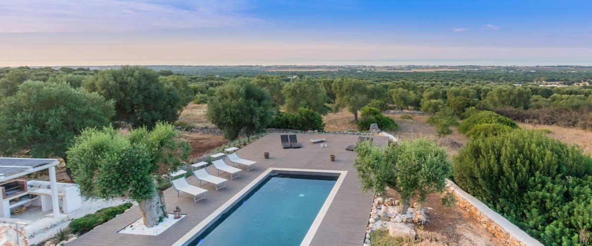 Vacation Rental Villa Le Farfalle
