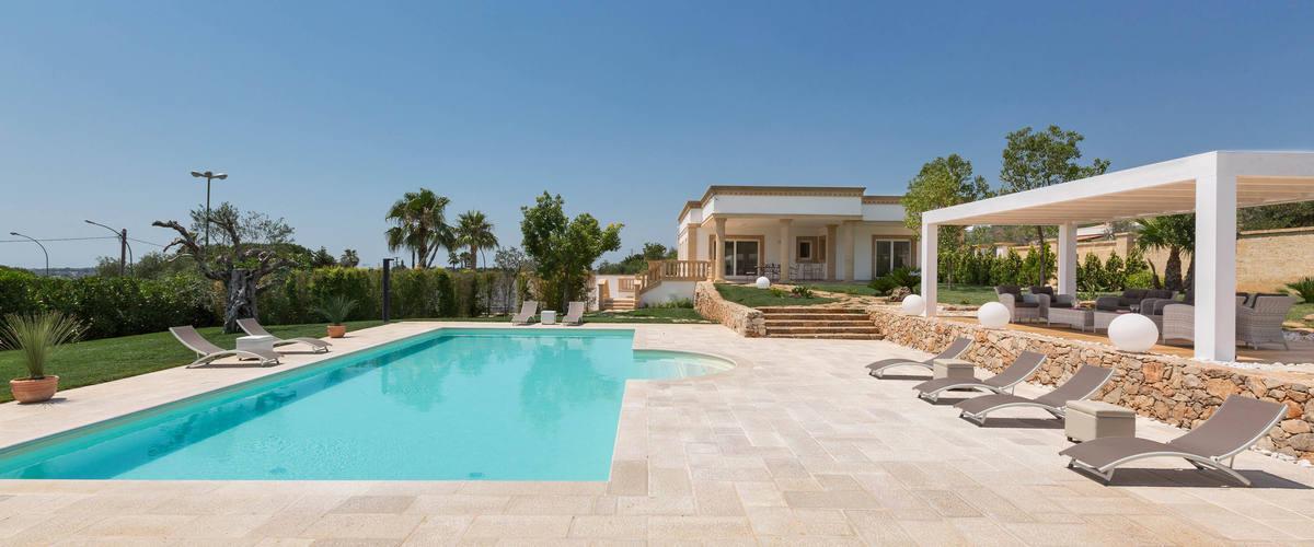 Vacation Rental Villa Baia Verde