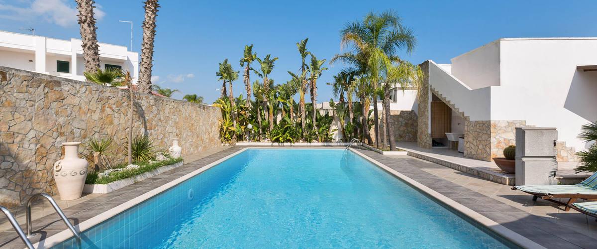 Vacation Rental Villa Lumaca