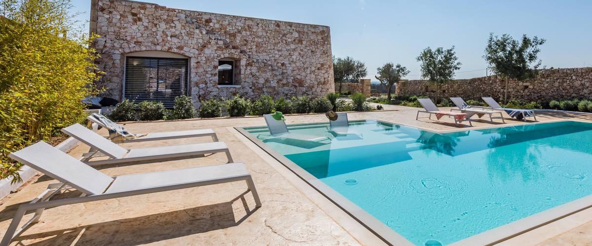 Vacation Rental Villa Basilia