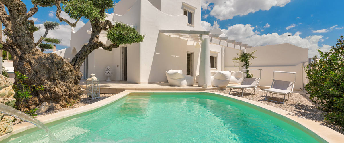Vacation Rental Villa Giorgia