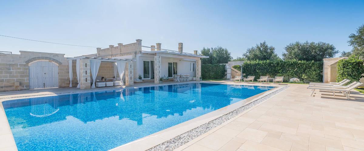 Vacation Rental Villa Serafina