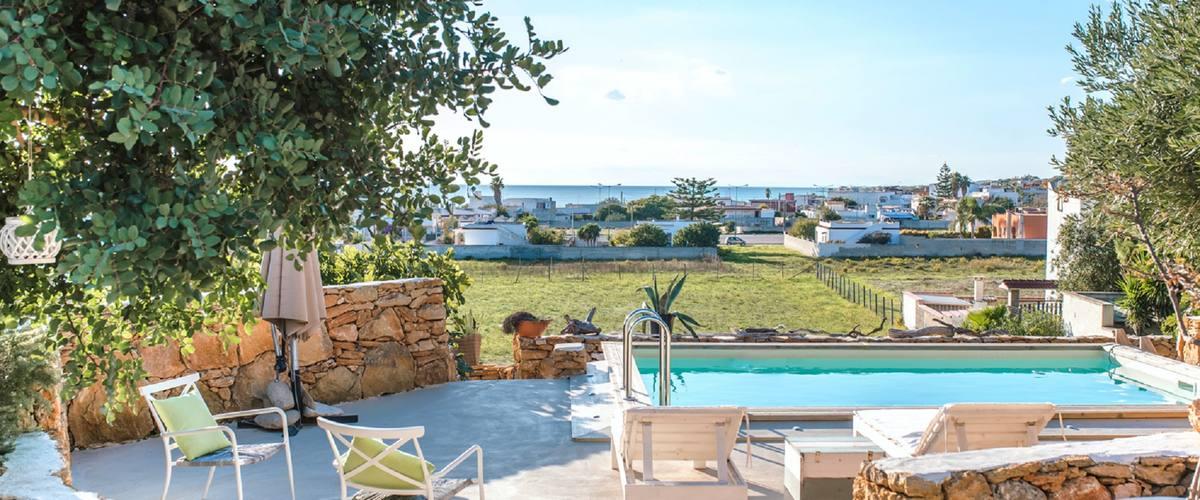 Vacation Rental Villa Paola
