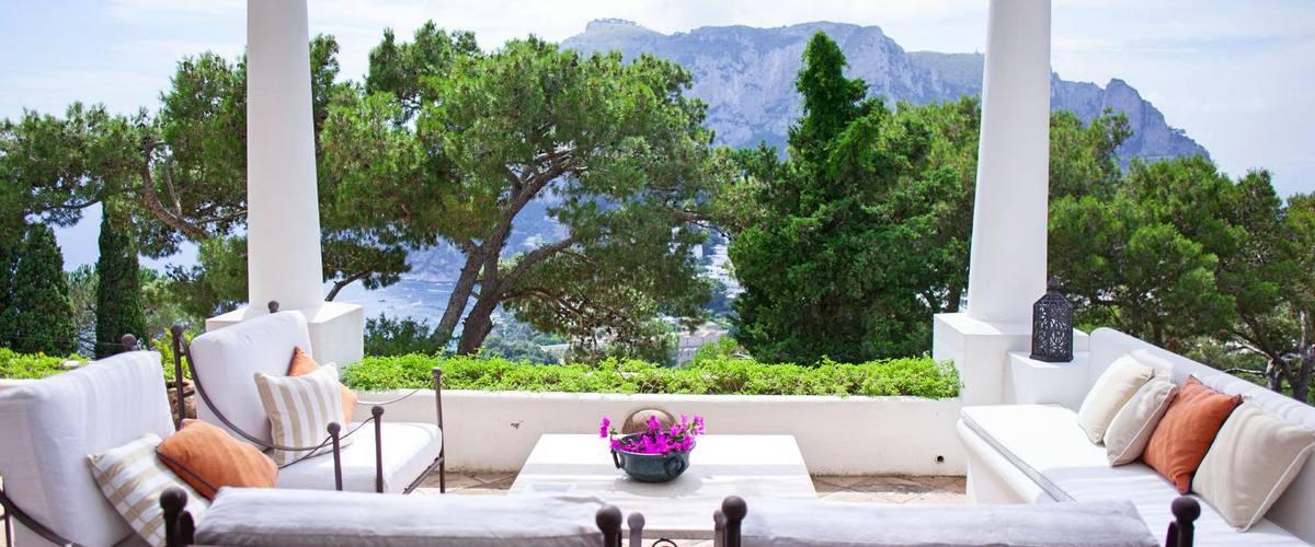 Vacation Rental Villa Capri