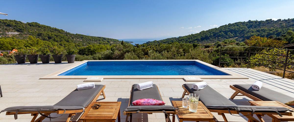 Vacation Rental Villa Dalmatia