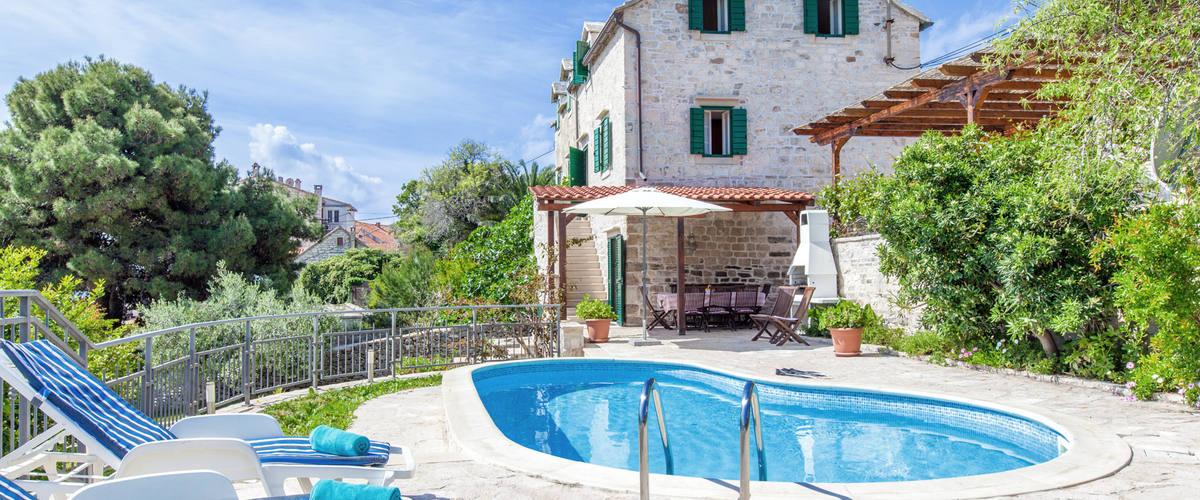 Vacation Rental Villa Luka