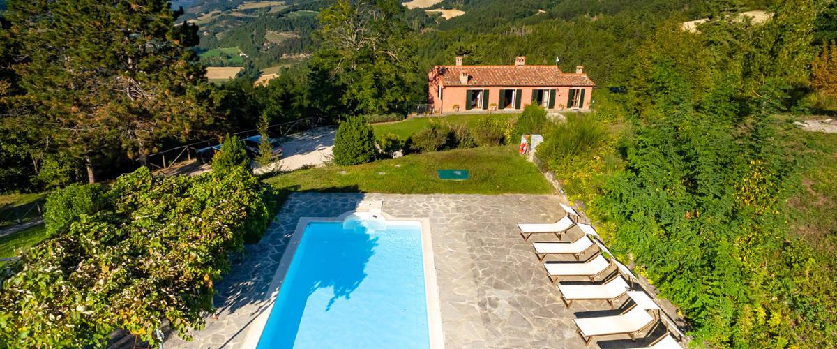 Vacation Rental Villa Cati