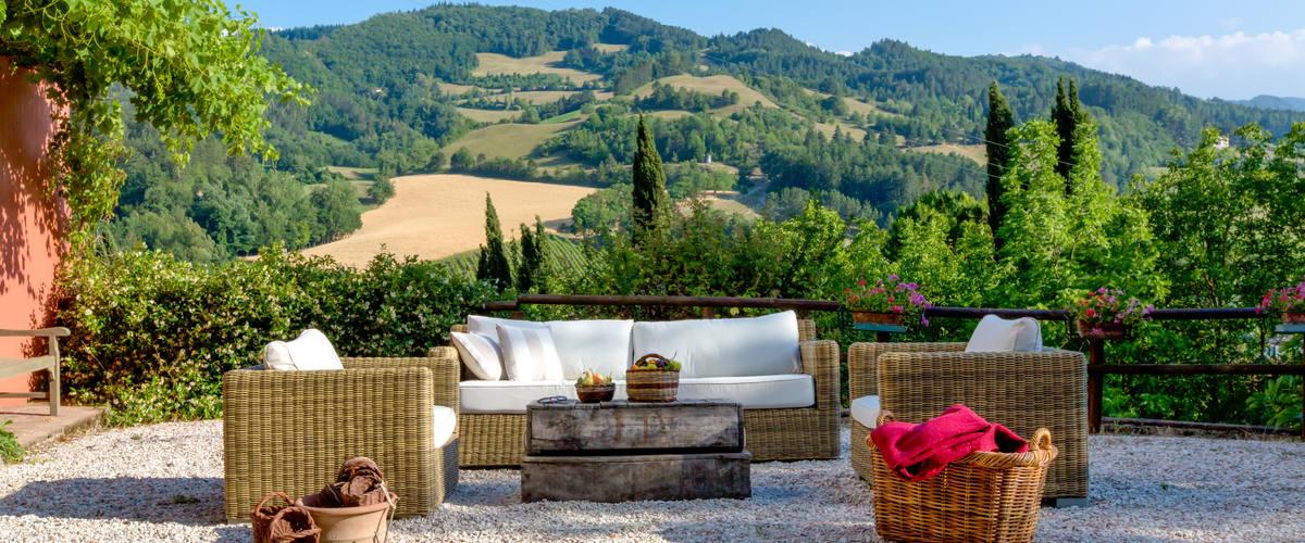 Vacation Rental Villa Fante