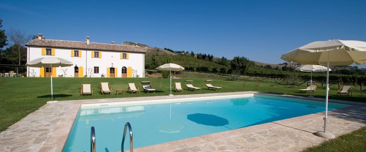 Vacation Rental Villa Vigneto