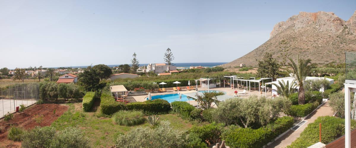 Vacation Rental Residence Thera - Louiza & Zinia