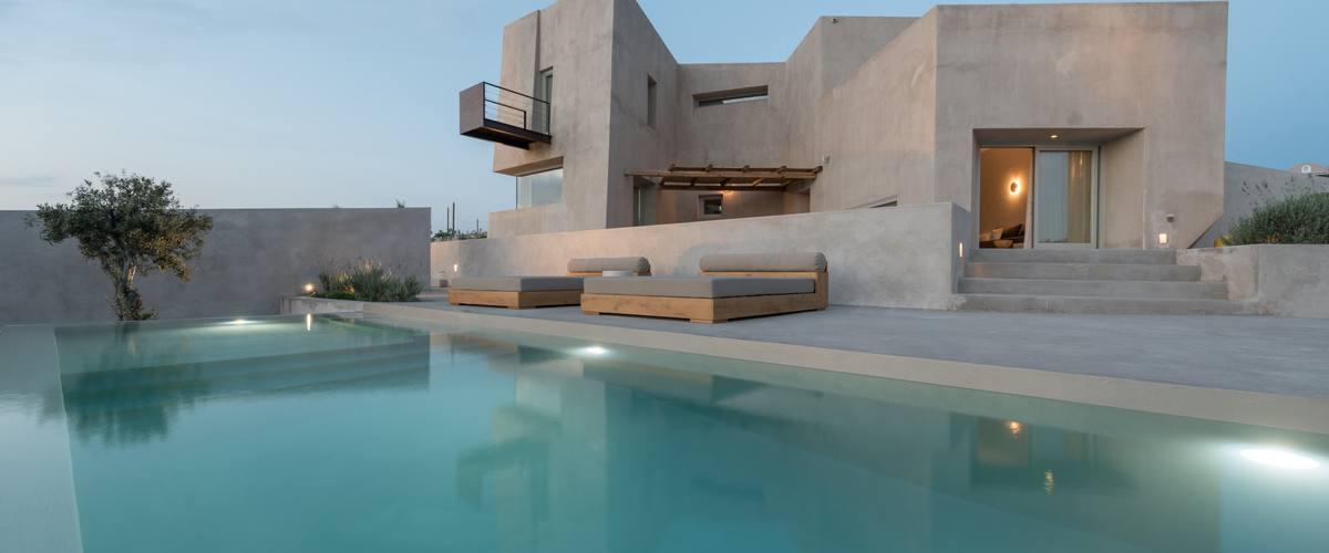 Vacation Rental Villa Vasilias - 8 Guests
