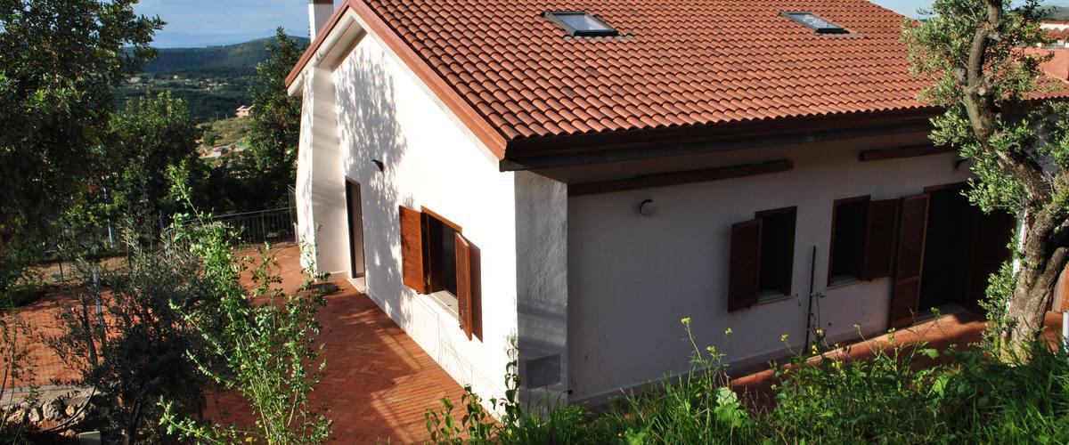 Vacation Rental Villa Itri - Panorama