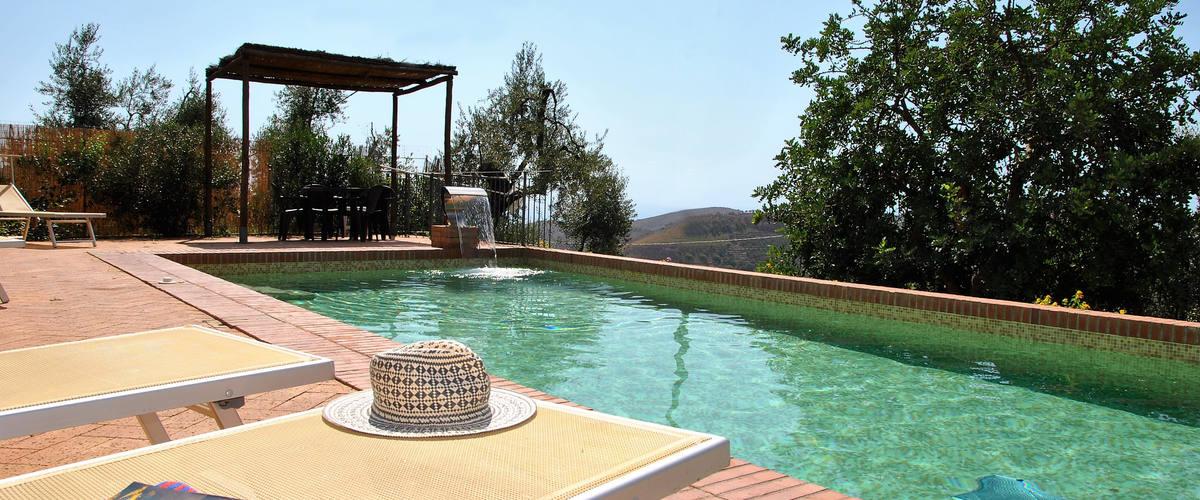 Vacation Rental Villa Itri - Whole Villa