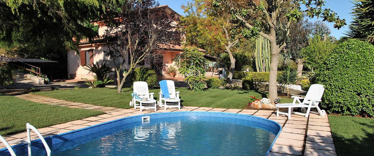 Vacation Rental Villa Gaetano