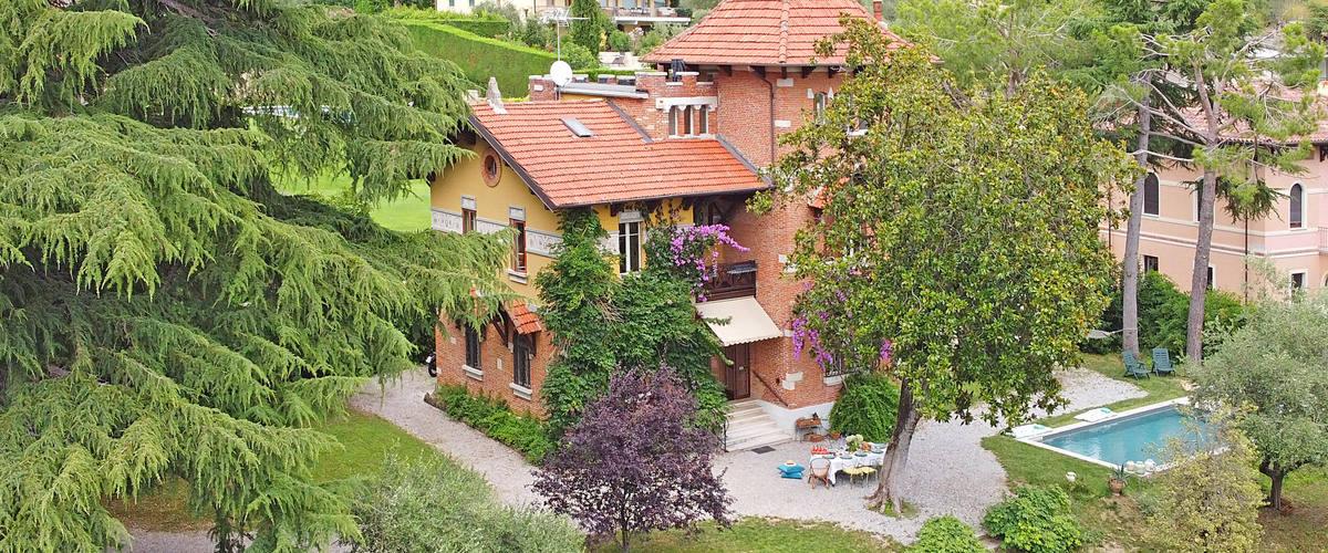 Vacation Rental Villa Brunella