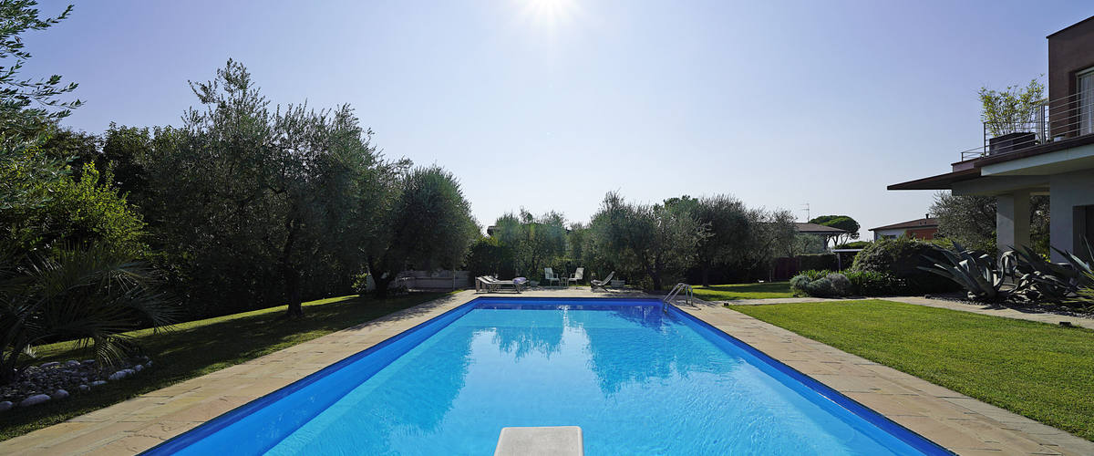 Vacation Rental Villa Silvia
