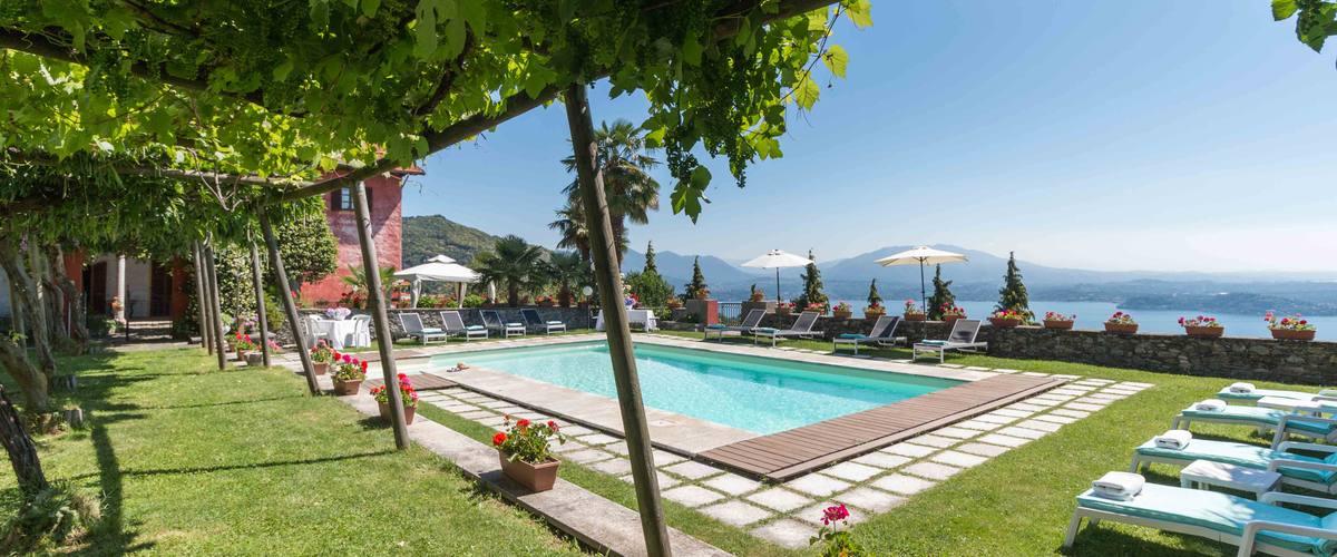 Vacation Rental Villa Stresa Tulipano - 6 Guests