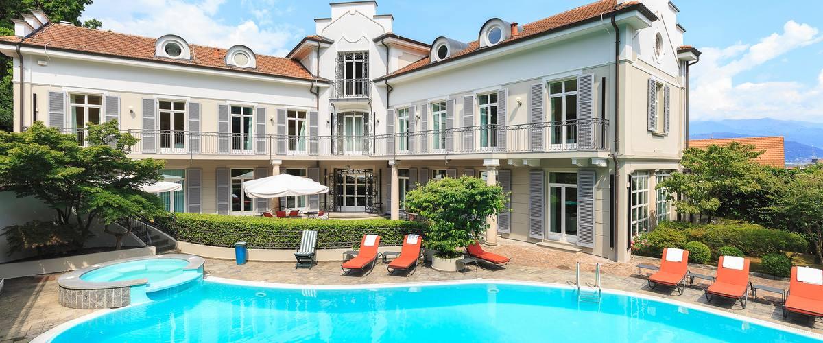 Vacation Rental Villa Viscontessa