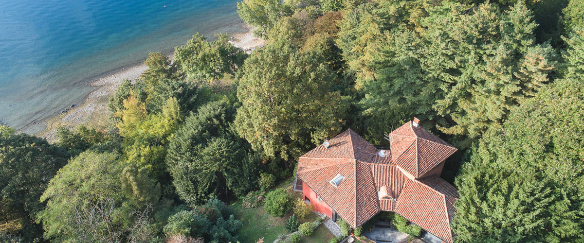Vacation Rental Villa Brebbia