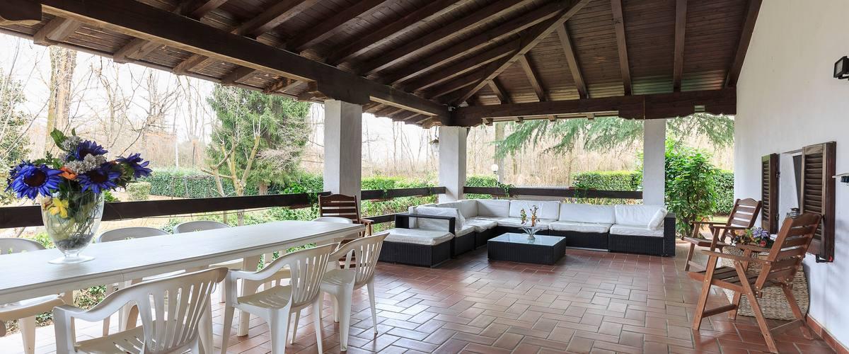 Vacation Rental Villa Visconti