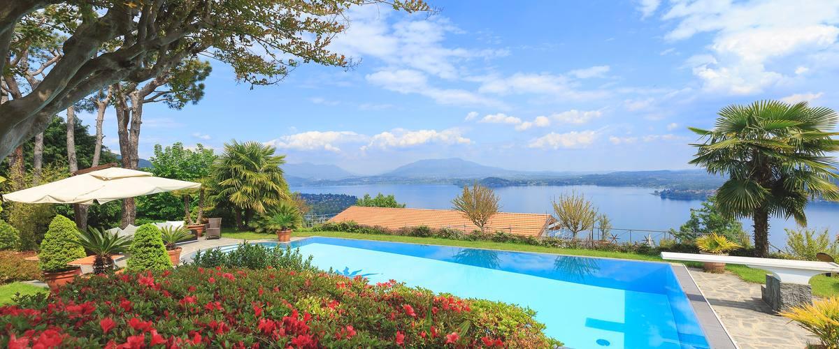 Vacation Rental Villa Novara