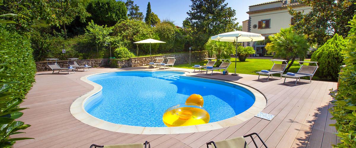 Vacation Rental La Pineta
