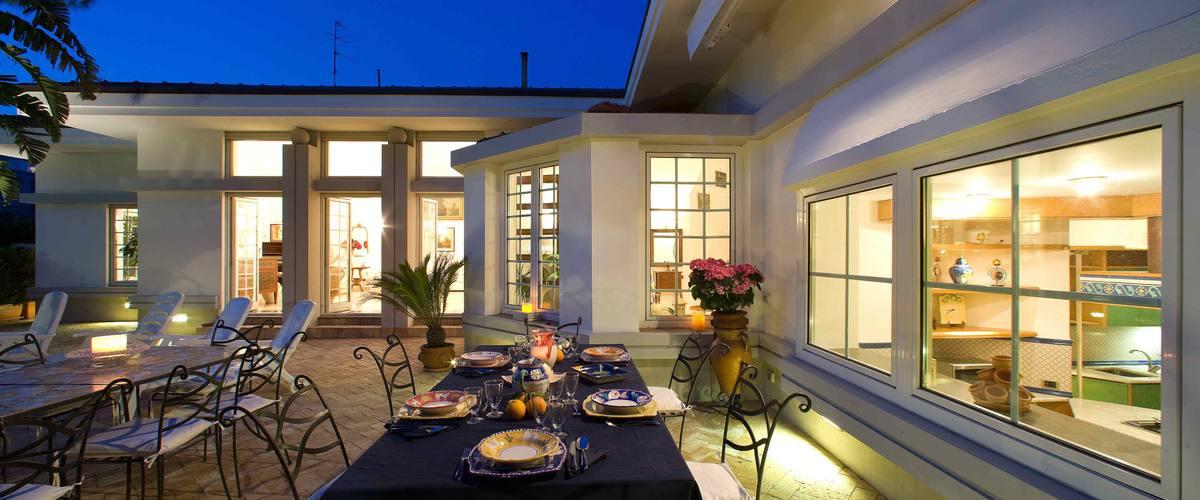 Vacation Rental Villa Agnello - 14 Guests