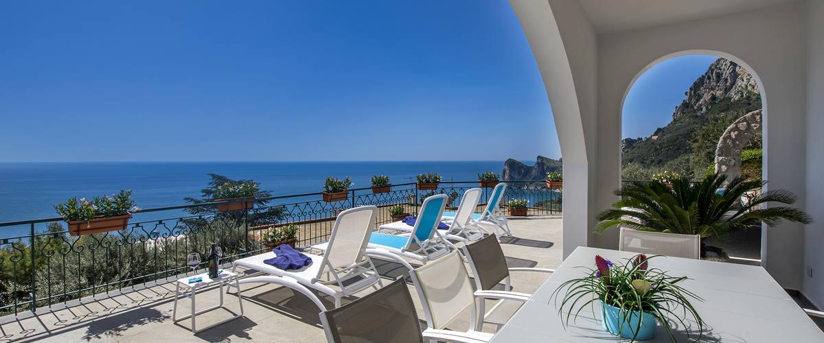 Vacation Rental Villa Carmela