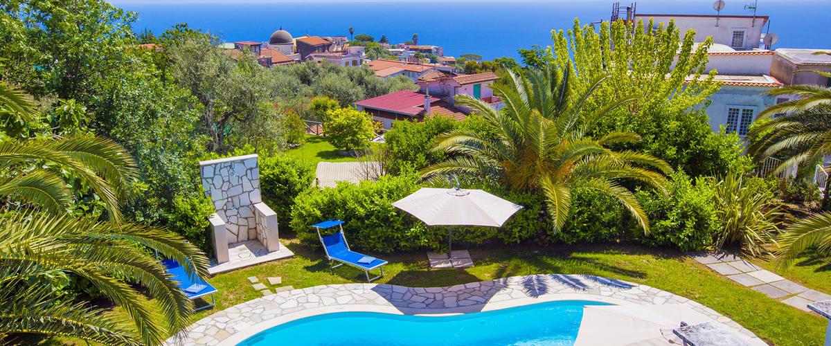 Vacation Rental Villa Torcia