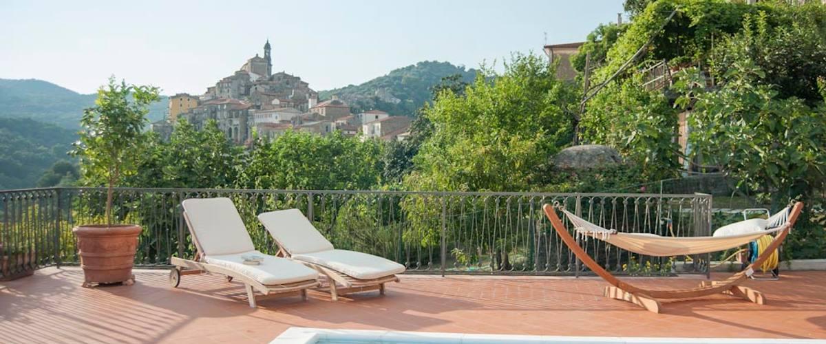 Vacation Rental Villa Vibrante - 10 Guests