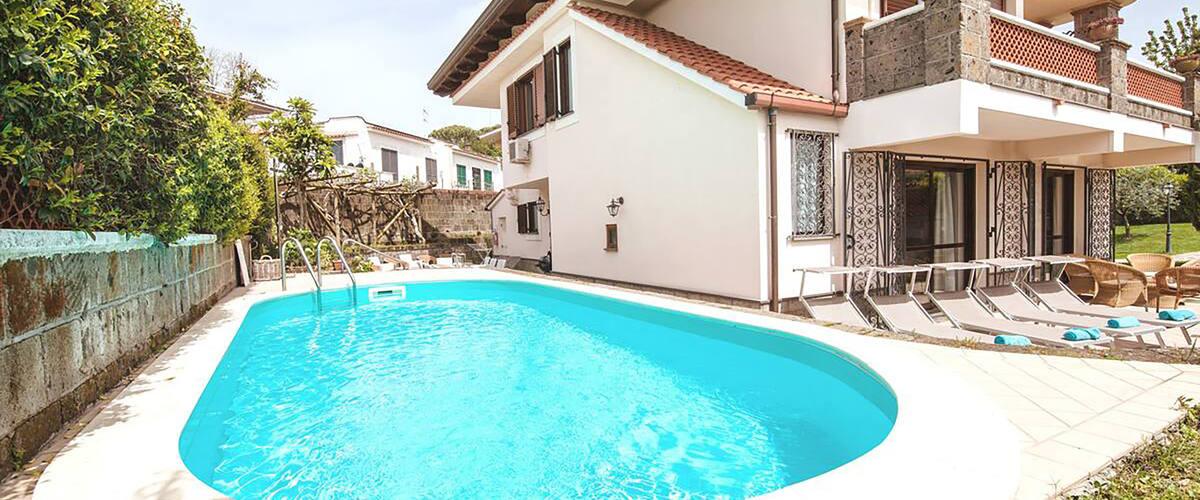 Vacation Rental Villa Agata