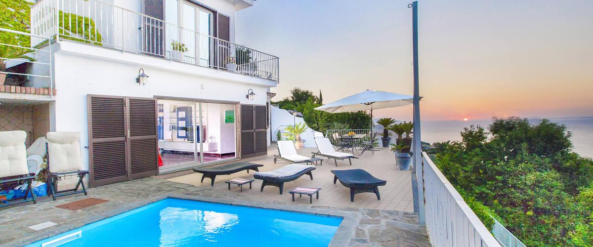 Vacation Rental Villa Dani