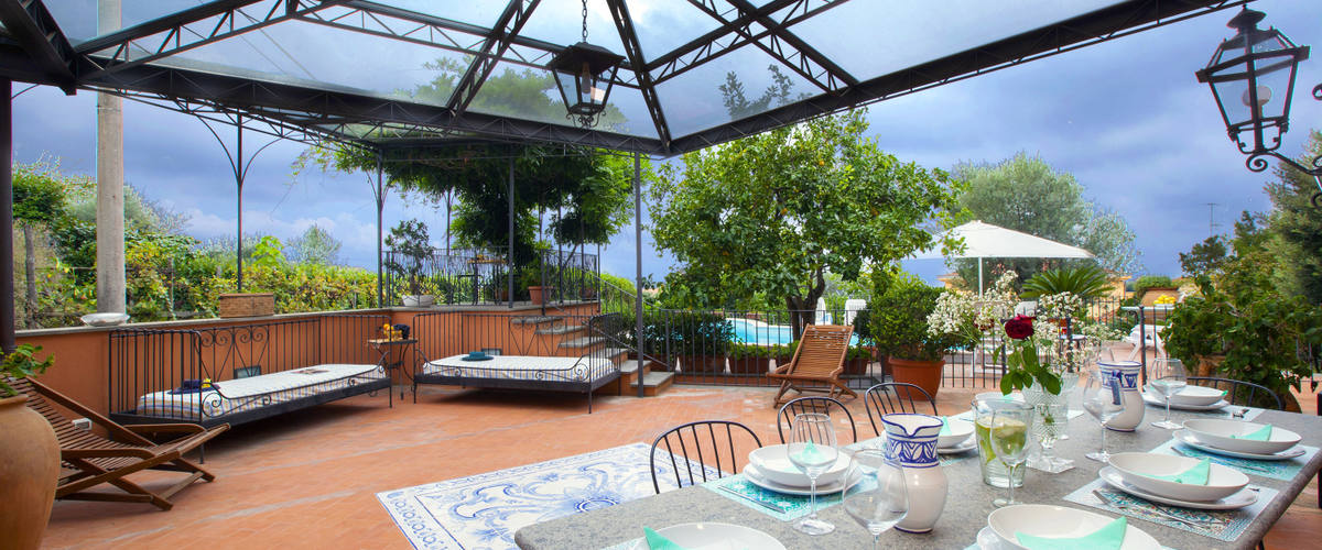 Vacation Rental Villa Laurenza