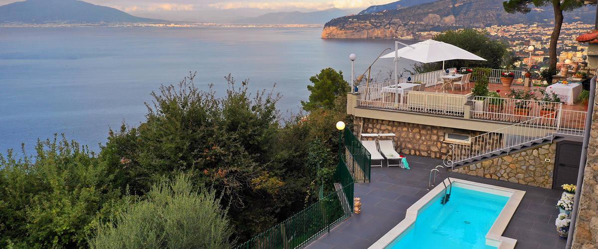 Vacation Rental Villa Sancia