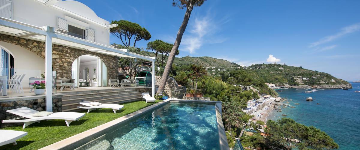 Vacation Rental Villa Claretta - 8 Guests