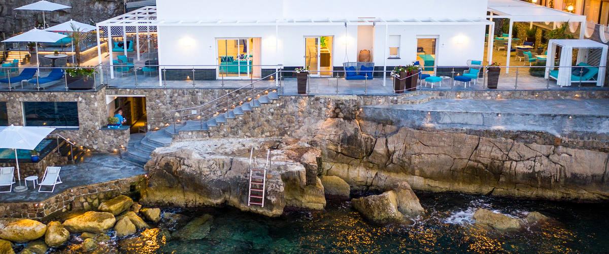 Vacation Rental Villa Marina Grande