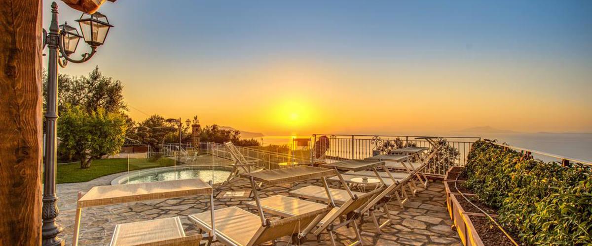 Vacation Rental Villa Angelica