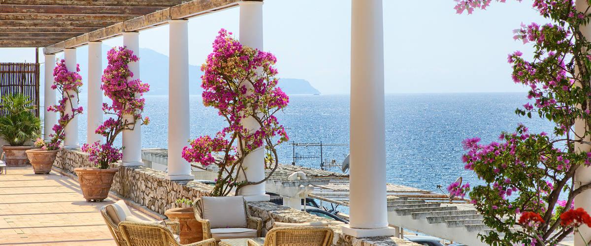 Vacation Rental Partenope Piccola