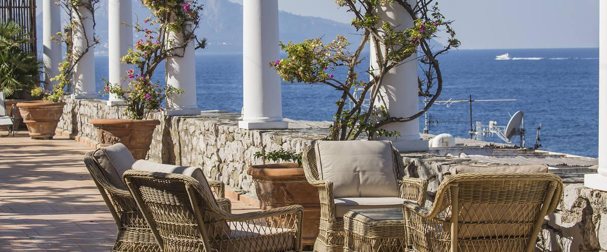 Vacation Rental Partenope Villas