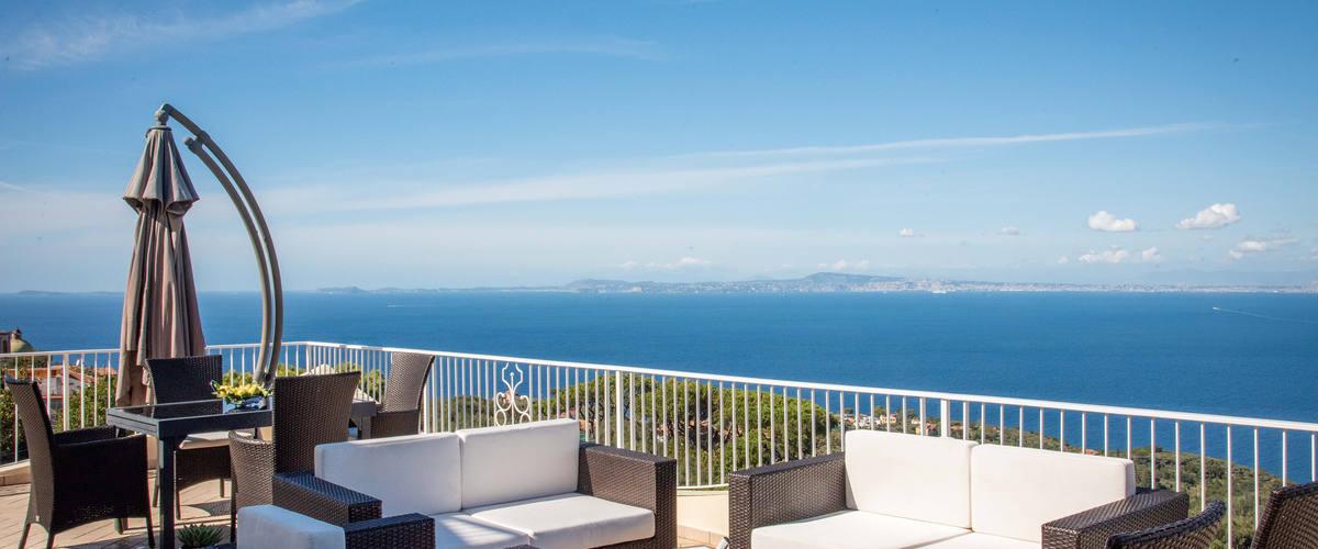 Vacation Rental Villa Carlotta