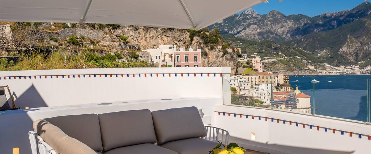 Vacation Rental Villa Amalfi