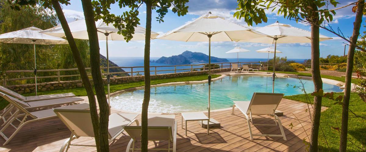 Vacation Rental Villa Antonella