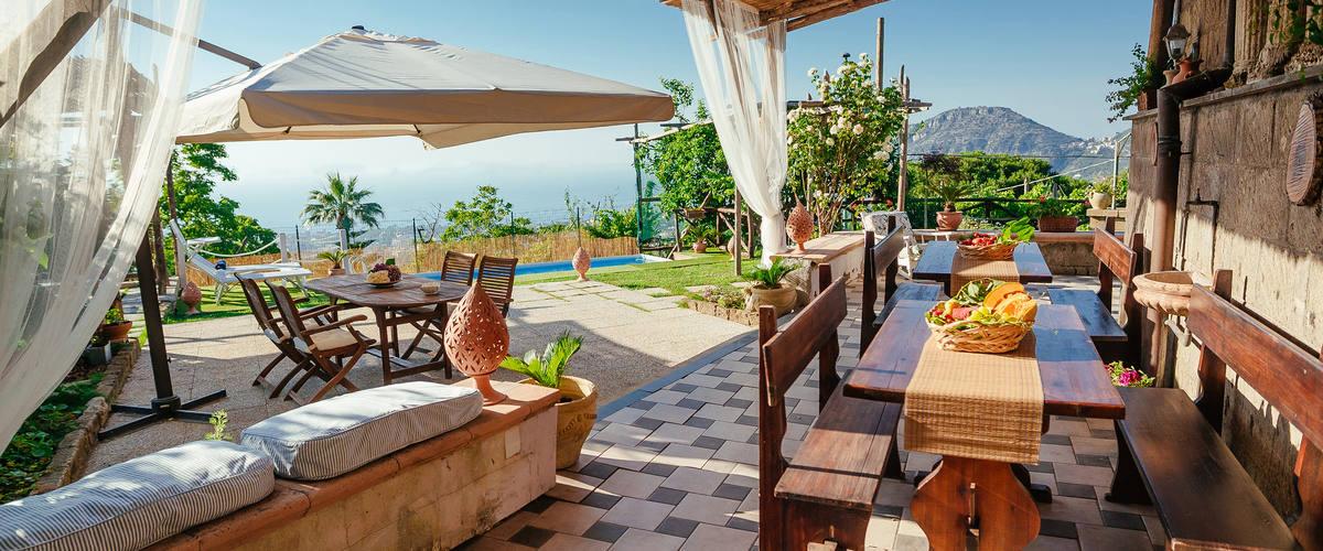 Vacation Rental Villa Pierina