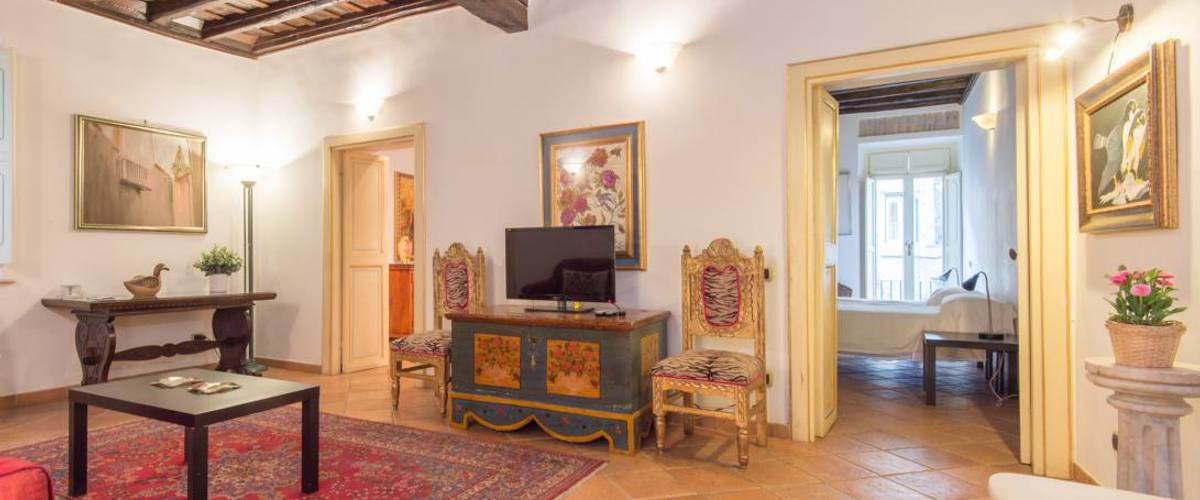 Vacation Rental Croce Apartment