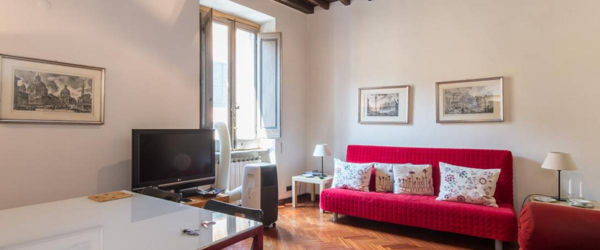 Vacation Rental Navona Apartment