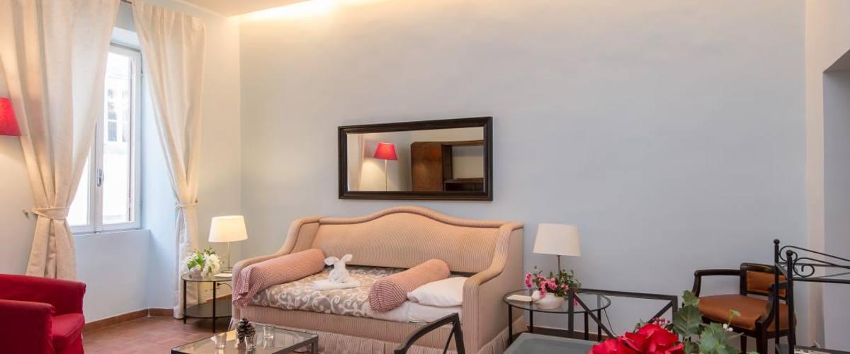 Vacation Rental Barcaccia Apartment
