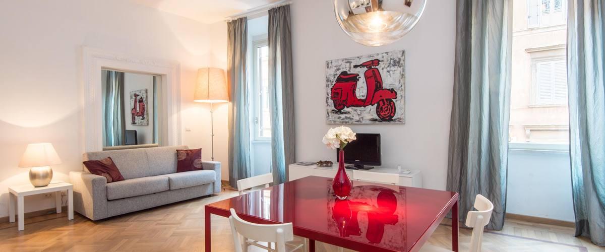 Vacation Rental Barberini Apartment