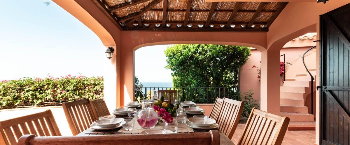 Vacation Rental Villa Rosalia