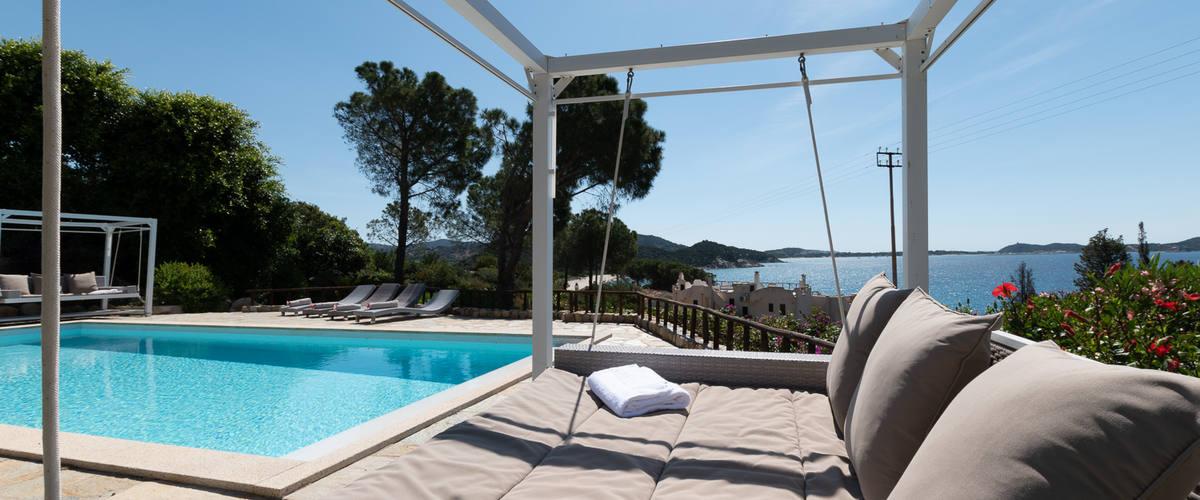 Vacation Rental Villa Splendore